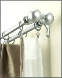 Home Depot Wood Curtain Rods Magnetic Curtain Rod Home Depot Magnetic Curtain Rods Medium Size