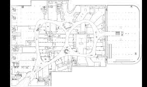 shopping mall floor plan design shopping centre in malmö by wingårdhs
