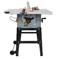 Wood Saw Table 250mm Saw Bench On Stand U2013 Topmaq
