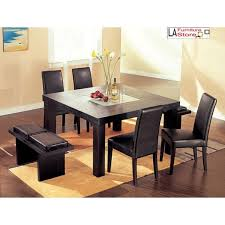 wenge frosted center glass wood g 20 contemporary wenge wood middle frosted glass dining table