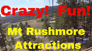South Dakota travel vans images Rushmore cave and zip line near keystone south dakota van life on jpg