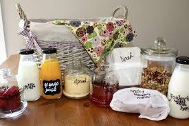 breakfast basket rates booking info