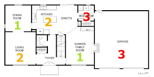 Clue Movie House Floor Plan How To Declutter Your Home A Ridiculously Thorough Guide Budget