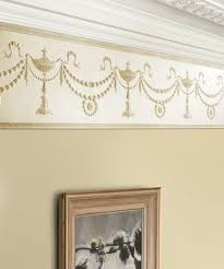 adam frieze by lincrusta paintable wallpaper direct