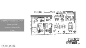 Centralized Floor Plan by Park Central Towers Makati Ayala Land Premier Homes