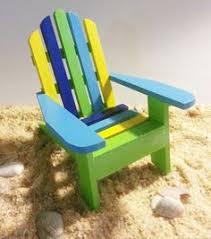 fairy garden adirondak chair multiple colors choice dollhouse