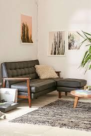 Ikea Leather Sofa Sater Vegan Leather Sofa Leather Sectional Sofa
