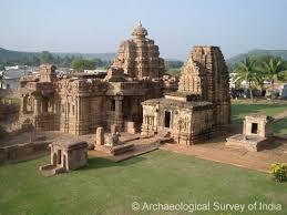 group of monuments at pattadakal karnataka archaeological