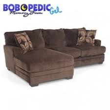Ava Left Arm Facing Sectional Sectionals Living Room Bobs - Bobs furniture living room sets