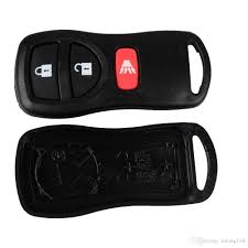 nissan qashqai key fob battery guaranteed 100 car remote key fob case 3 button key shell for