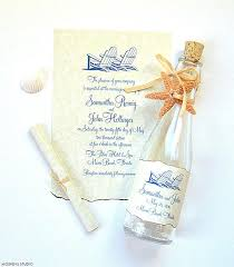 wedding invitations in a bottle wedding invitations in a bottle or 81 wedding