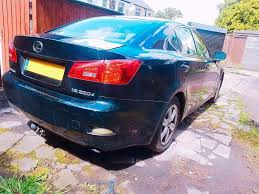 lexus milton keynes email black lexus is 220d diesel 4 doors in cardiff gumtree