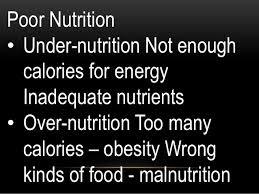 nutrition health grade 7 2nd quarter