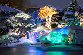 Zoo Lights Seattle by Best Places To See Christmas Lights From D C To Las Vegas Cnn