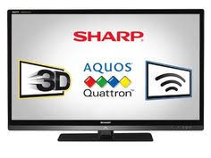 black friday 40 inch tv sharp lc40le830u quattron 40 inch 1080p 120 hz led lcd hdtv black