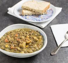 black friday amazon instant pot vegan instant pot lentil vegetable soup with slow cooker variation
