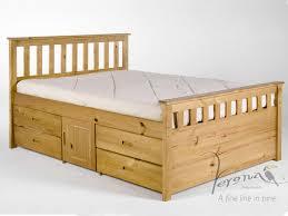 bedroom wonderful verona ferrara storage king size antique pine