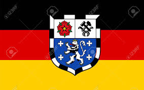 Flag Capital Flag Of Saarbrucken Is The Capital Of The State Of Saarland