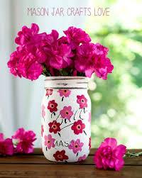 marimekko mason jar mason jar crafts craft paint and marimekko