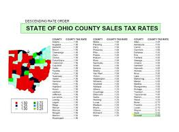sales tax table 2016 ohio tax tables 2016 review home decor