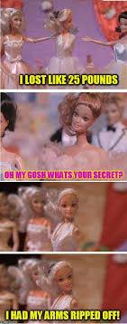 Funny Barbie Memes - barbie imgflip