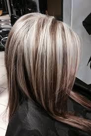 Platinum Blonde And Dark Brown Highlights | pin by beatriz mayoral schnierle on belleza pinterest platinum