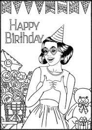 10 birthday coloring bookbirthday coloring custom