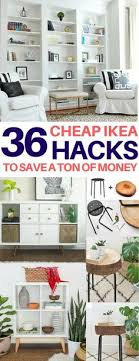 Amazing Ikea Hacks To Decorate On A Budget Diy Room Decor - Decorating living room ideas on a budget