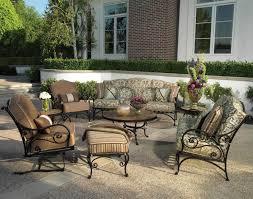 Wrought Iron Patio Chair Patio U0026 Pergola Prepossessing Backyard Exterior Decor Display