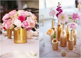 wedding color schemes 40 pink and gold wedding color scheme ideas deer pearl