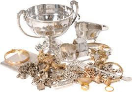 sell your scrap gold and silver to a reputable scrap buyer