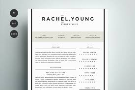 Design Resumes Examples by Resume Template 4 Pack Cv Template By Refinery Resume Co On