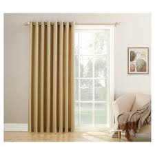 Extra Wide Thermal Curtains Extra Wide Blackout Curtains Target