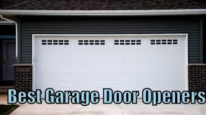 battery operated garage door opener top 5 best garage door opener reviews 2018 youtube