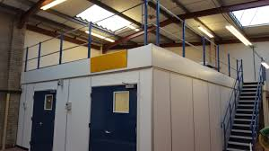 industrial storage solutions mezzanine flooring systems bradfields