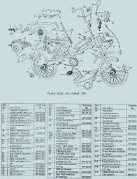 amf parts myrons mopeds