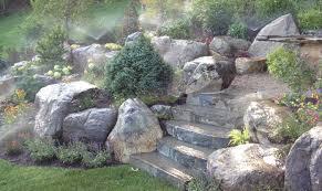Garden Stones And Rocks Rock Garden Ideas Photograph Decorative Garden