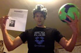 Douchebag Halloween Costume Halloween Costume Guy Poses Douchey Dropbox Employee