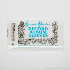 photo album sleeves 12 record storage box plastic corrugated