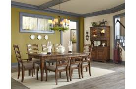 Southern Dining Rooms Klaussner Furniture Carolina Preserves Southern Pines Dining