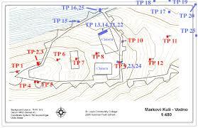 Meramec Community College Map Markovi Kali On Mt Vodno Outside Skopje Republic Of Macedonia
