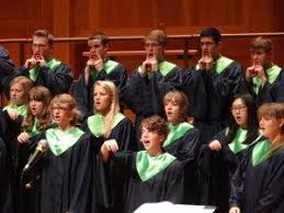 2018 festival for choirs