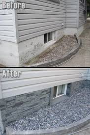 New Stone Veneer Panels For by Best 25 Faux Stone Siding Ideas On Pinterest Stone Veneer