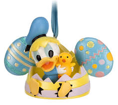 disney parks donald duck easter egg mickey mouse ears