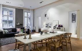 Harmony In Interior Design Harmony And Elegance Defining Contemporary Scandinavian Apartment