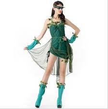 green genie costumes for tinkerbell princess