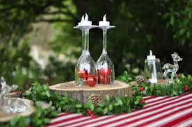Christmas Table Setting Ideas by Outdoor Christmas Ideas Be A Fun Mum