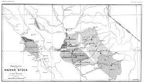 california map in us yosemite historic maps yosemite library