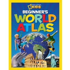 Kids Map Of The United States by National Geographic Kids Ultimate U S Road Trip Atlas National