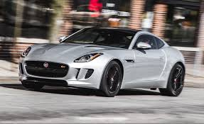 2016 jaguar f type s coupe manual test u2013 review u2013 car and driver